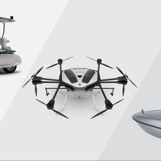 Yamaha Motor autonomous machines
