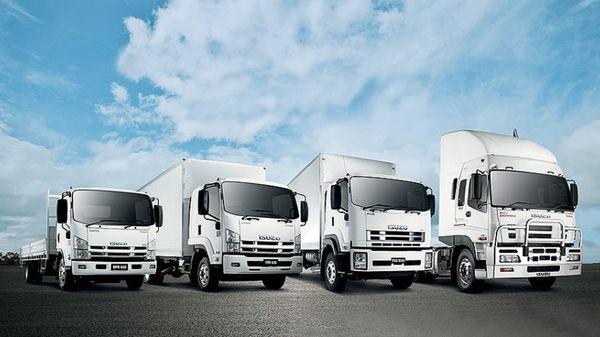 Isuzu Developing Next-Generation Trucks with NVIDIA DRIVE AGX