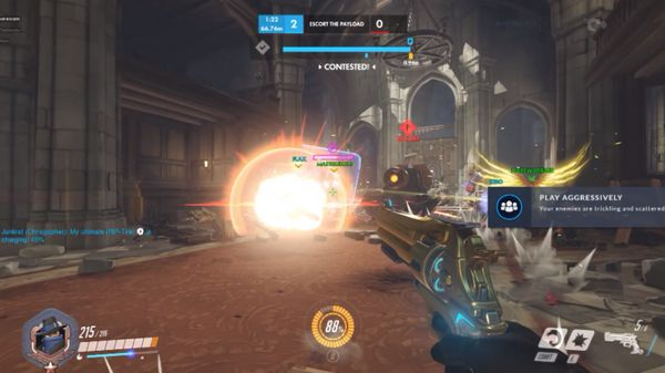 Psst, Play Aggressively: Visor Launches AI for In-Game Alerts in 'Overwatch'