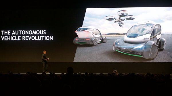 Autonomous Autobahn-anza: Array of Driverless Vehicles Coming to GTC Europe