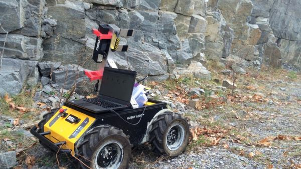 Keep on Rockin': Startup Develops AI for Mapping Tunnels and Mineshafts