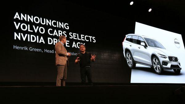 Automakers, Suppliers, Build Autonomous Future on NVIDIA DRIVE AGX