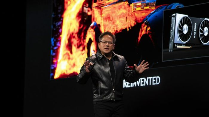 NVIDIA CEO on How Deep Learning Makes Turing's Graphics Scream