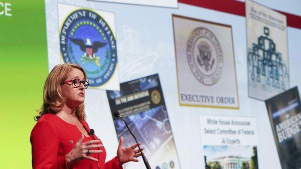 AI a Priority for U.S. Government, Federal CIO Suzette Kent Says