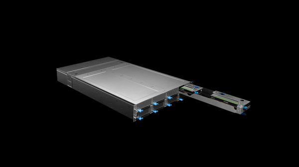 NVIDIA T4 GPU in server