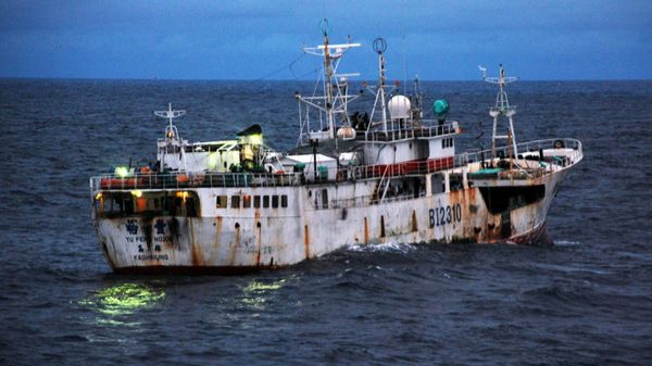 Fish Out of Water: Using Drones to Help African Nations Spot Illegal Fishing