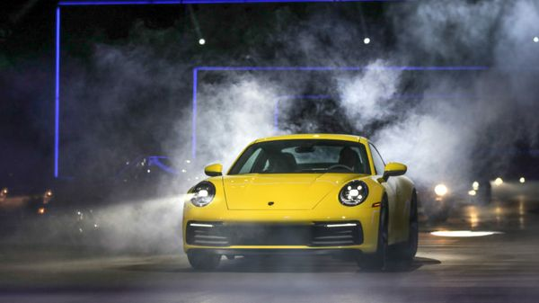 From Gear Shifts to A-Lists: Los Angeles Auto Show a Star-Studded Affair