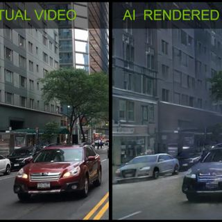 New NVIDIA Research Creates Interactive Worlds with AI