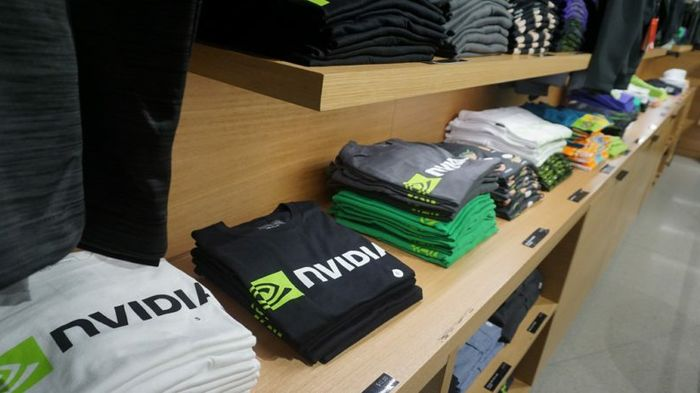 Uncommon Threads Rare NVIDIA T Shirts Gain Cult Following
