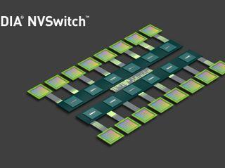 NVIDIA NVSwitch Diagram