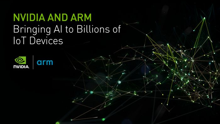 NVIDIA and Arm Partner to Bring Deep Learning to Billions of IoT Devices