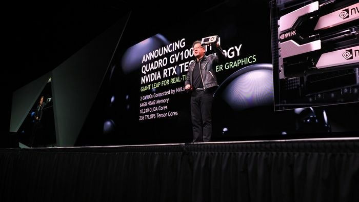 NVIDIA Reinvents the Workstation with Real-Time Ray Tracing