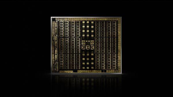 NVIDIA Turing Architecture Dieshot