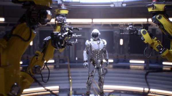 Real-time Ray Tracing
