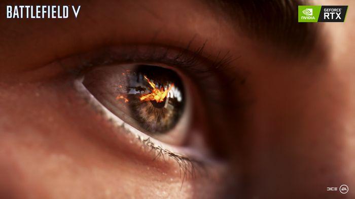 Battlefield V with NVIDIA RTX Ray Tracing