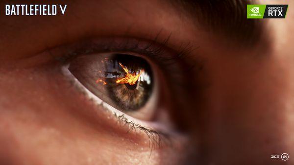 Battlefield V con RTX