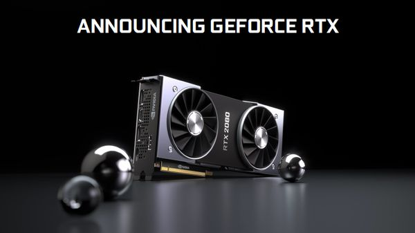 GeForce RTX 2080 Ti, 2080 y 2070