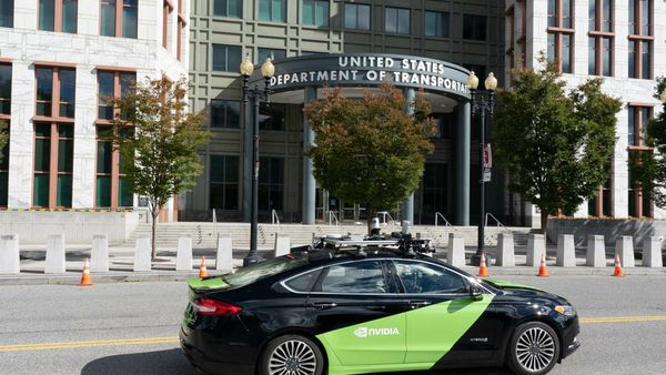 Policy Leaders Map Future of Safe Self-Driving at GTC DC