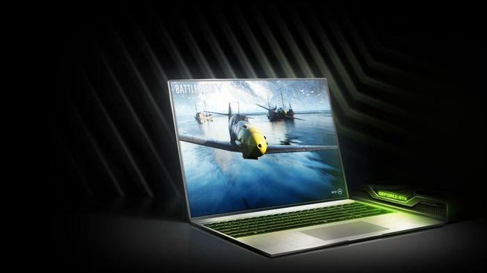 GeForce RTX 20-series laptop