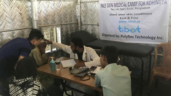 How AI Is Helping Address the Rohingya Refugee Healthcare Crisis
