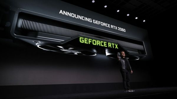 'Next Gen Is On' with RTX: NVIDIA Opens CES with Launch of GeForce RTX 2060, 40+ Laptop Models