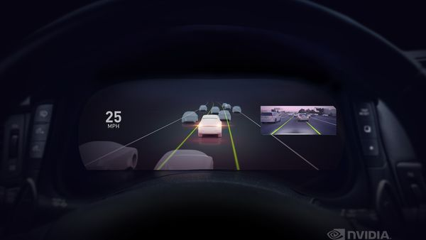NVIDIA Introduces DRIVE AutoPilot
