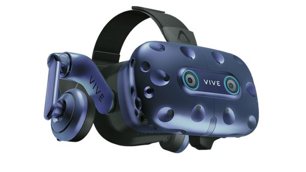 HTC Vive Pro Eye, NVIDIA RTX and ZeroLight Push State of the Art in VR at CES