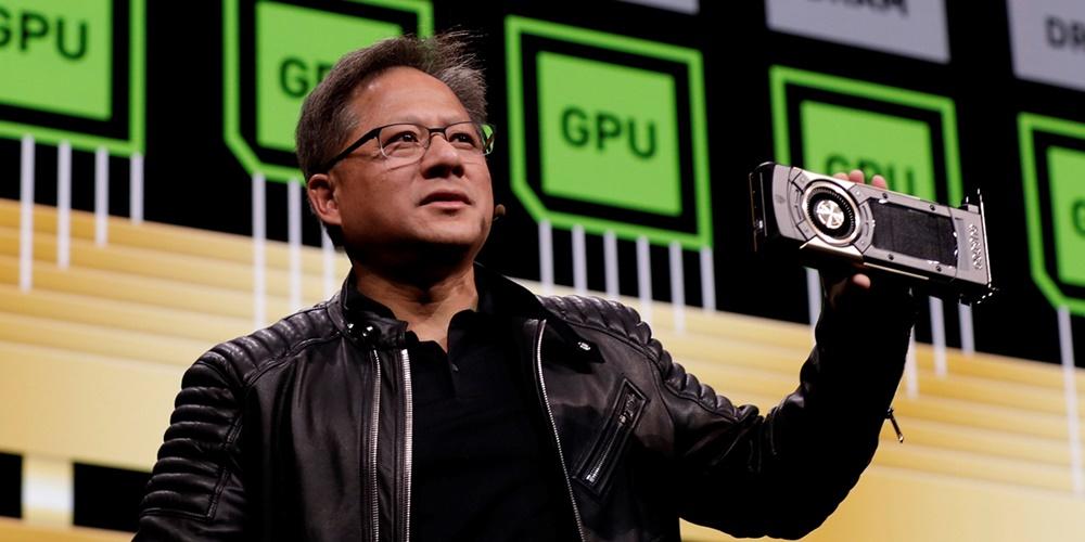 NVIDIA CEO Jensen Huang to Keynote World's Premier AI
