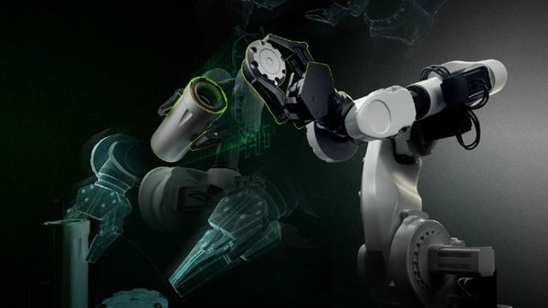 Make Room for Robots at GTC 2019