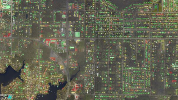 AI in the Sky: Startup Uses Satellite Imagery to Assess Hurricane, Fire Damage