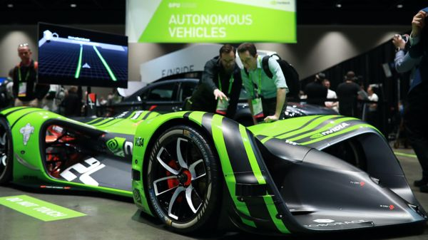 GTC 2019 Sets the Pace for Self-Driving Innovation