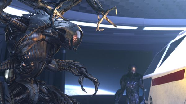 NVIDIA, Image Engine and Autodesk Showcase RTX Server Using Assets from Lost in Space