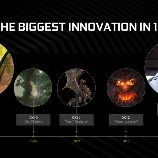 Ray Tracing--the Biggest Video Game Innovation in 15 Years
