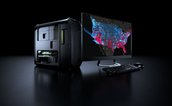 NVIDIA-Powered Data Science Workstations