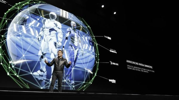 GTC 2019: Huang Kicks Off GTC, Focuses on NVIDIA Datacenter Momentum, Blue Chip Partners