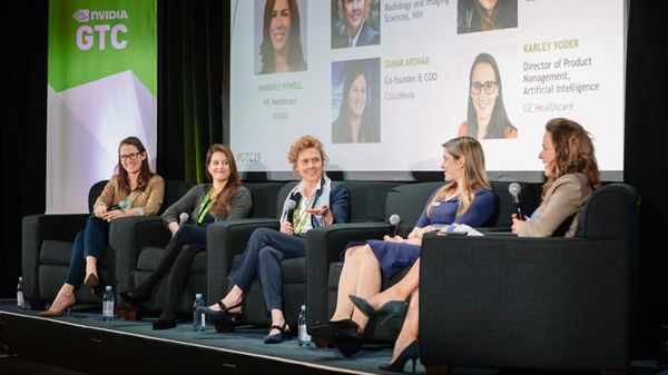 'Not the Only One': Women@GTC Talk Innovation, Social Impact, Diversity in AI