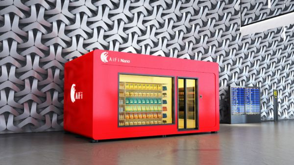 Snack Shacks: Startup Shows Off Self-Service Stores