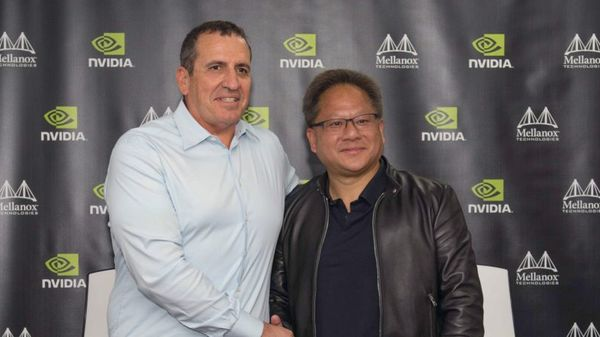 NVIDIA CEO Underscores Commitment to Invest in Mellanox Business