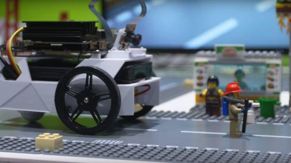 JetBot, a $250 DIY Autonomous Robot Based on Jetson Nano Impresses at GTC