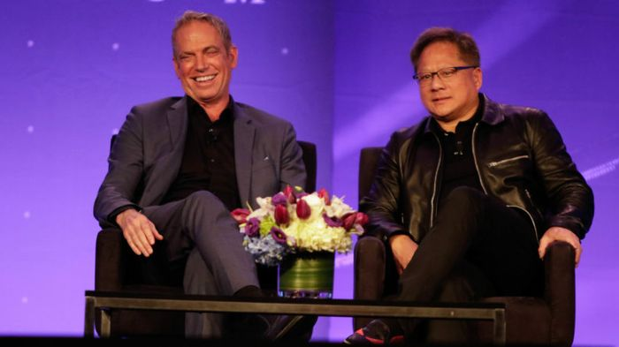 NVIDIA CEO Ties AI-Driven Medical Advances to Data-Driven Leaps in Every Industry