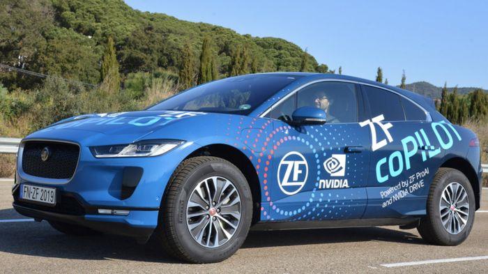 NVIDIA DRIVE Brings Green Energy to Shanghai Auto Show
