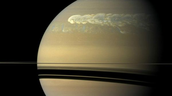 AI of the Storm: Deep Learning Analyzes Atmospheric Events on Saturn
