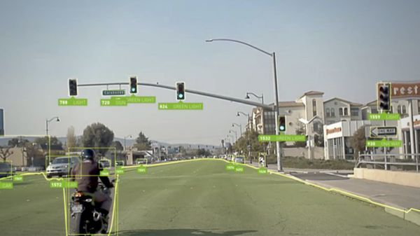 How Do Self-Driving Cars Make Decisions?