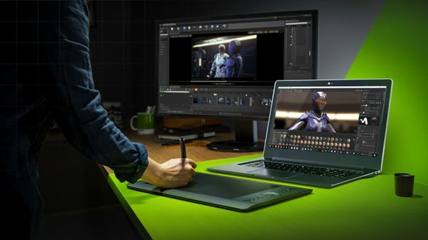 17 New NVIDIA RTX Studio Laptops Provide Artists with Desktop-Class Performance on the Go
