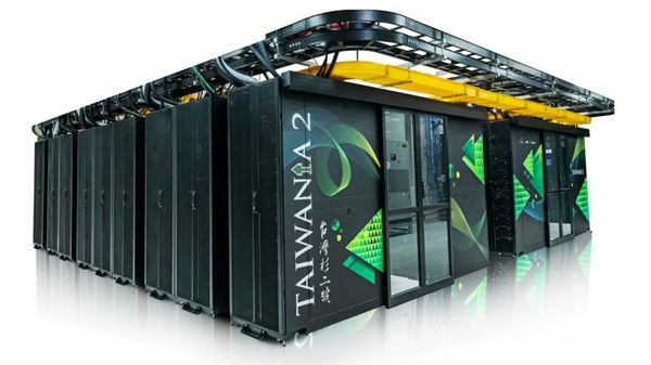 Made in Taiwan, Powered by NVIDIA: TAIWANIA 2 Supercomputer Comes Online