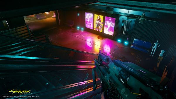 CD PROJEKT RED and NVIDIA Partner to Bring Ray Tracing  to 'Cyberpunk 2077'