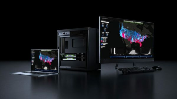 A Breed Apart: New NVIDIA-Powered Data Science Workstations Now Available Worldwide