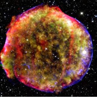 It's Elemental: Summit Supercomputer Probes Role of Supernovas in Laying Foundation for Life