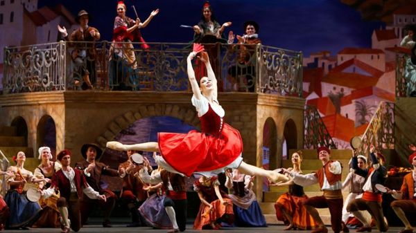 Bolshoi Theater Produces En Pointe Performances Using NVIDIA Technology