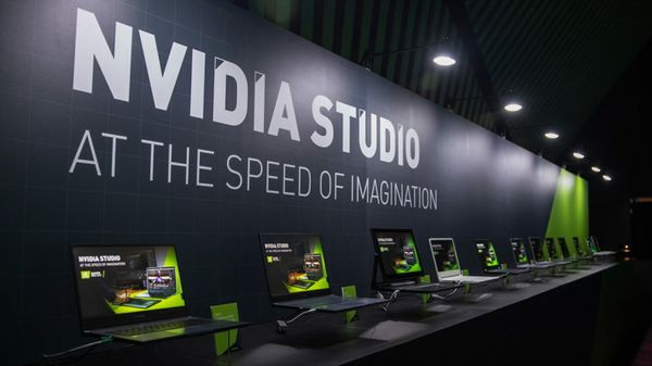 Create Different: RTX Studio Laptops Power Best-in-Class Video Editing, 3D Rendering Performance